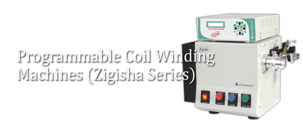 Programmable Coil Winding Machine Manufacturers | Pneumatic